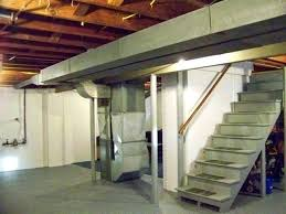 unfinished basement ideas on a budget solving basement design