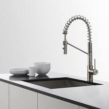 Commercial Kitchen Faucets For Home Faucet Design Stainless Steel Undermount Sink Commercial Kitchen