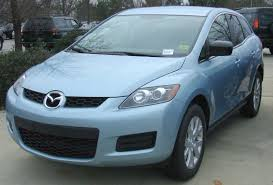2008 mazda cx 7 information and photos zombiedrive