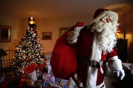 for 40th year santa u0027s sleigh heads to homes of sick philly kids