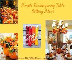 thanksgiving table setting ideas fall table settings ideas thanksgiving table setting simple