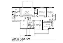 second floor plans floor plans