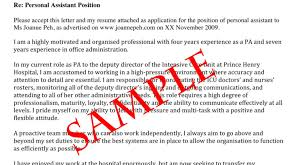 resume understand the process of using a standard resume format