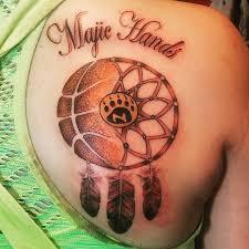 52 astonishing basketball tattoos designs extraordinary