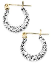 children s hoop earrings 64 childrens earrings uk sterling silver children 039 s pink