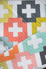 plus and minus quilt pattern