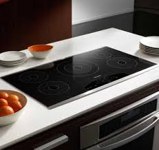 36 Induction Cooktop With Downdraft Kitchen Awesome Cda Hng7410fr 78cm Frameless Hybrid Dual Fuel Gas