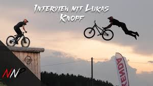 interview mit lukas knopf ii dirt wies ride 2017 youtube