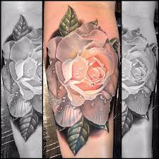 25 unique flower leg tattoos ideas on pinterest leg
