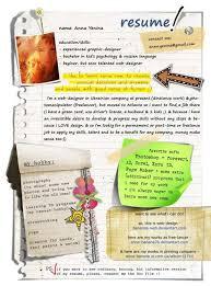 resume modern fonts exles of personification for kids 54 best resume images on pinterest resume design cv design and
