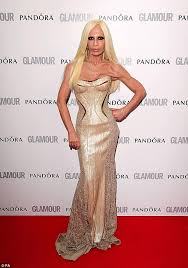 versace designer donatella versace discusses fashion designers fashion