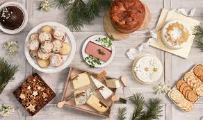 radio cuisine lidl lidl sainsbury s and marks spencer festive food selection food