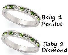 children s birthstone rings for mothers personalized mothers birthstone ring rings ring and jewerly