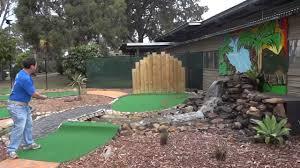 ordinary backyard putt putt golf part 10 carnaby media home