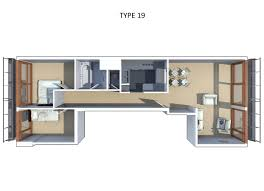 andrewes house flat plans barbican living