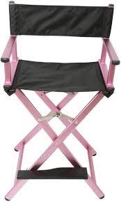 professional makeup artist chair maylan lightweight aluminum portable director makeup artist chair
