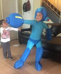 Megaman Halloween Costume Mega Man Costume Kids
