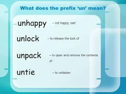 prefixes u2013 u0027un u0027 spelling skills ppt download