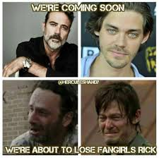 Daryl Dixon Memes - oh no daryl dixon and rick grimes all the way man the walking