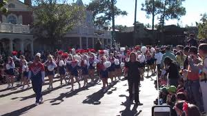 uca thanksgiving day parade at walt disney world 2014
