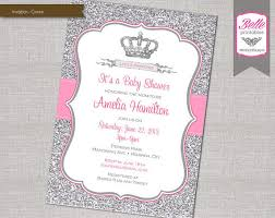 pink and silver baby shower pink and silver baby shower invitations yourweek 06dc5eeca25e