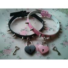 heart collar choker necklace images 22 best kitten play shit images choker necklaces jpg