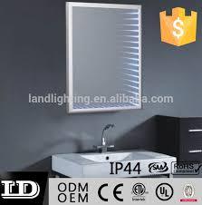 bathroom infinity mirror led bathroom mirror light wholesale led suppliers alibaba