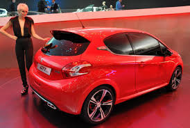 peugeot 208 gti 30th anniversary peugeot 208 gti tuning http autotras com auto pinterest