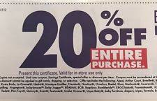 bed bath beyond 20 off bed bath beyond coupons ebay