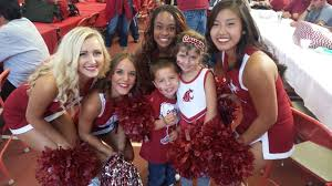 sideline report with nia from washington state american