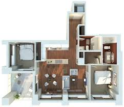 house plans with large windows 50 two 2 bedroom apartment house plans architecture design