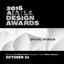 vantage sponsors 2016 aia la design awards u2022 vantage technology