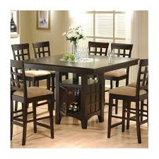 Dining Table Pics Alcott Hill Melvin Counter Height Dining Table Reviews Wayfair