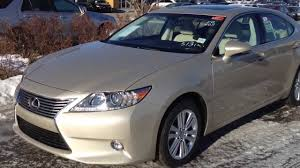 2013 lexus es 350 colors 2014 lexus es 350 4dr sdn leather and navigation package review in