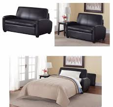faux leather sleeper sofa images decorate faux leather sleeper