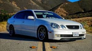 modified lexus is300 modified 1998 lexus gs400 one take youtube