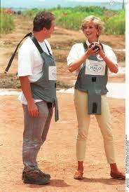 340 best january 15th 1997 princess diana tours a minefield in
