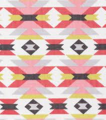 cloud 9 organic cotton double gauze fabric aztec red joann