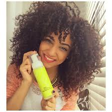 best curl enhancer for thin hair buy frizz free volumizing foam from devacurl hair products and