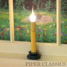 bethlehem lights window candles battery operated window candles with sensor and suction cup amazon