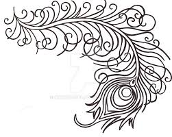 peacock feather design part 3 by amanda9309 on deviantart