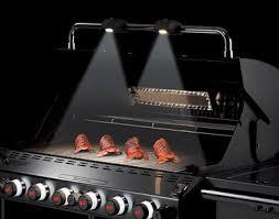 Outdoor Grill Light Weber Summit S670 Houston Tru Lite Gas Products