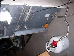 Propane Gas Cooktop Operating And Hooking Up A Full Size Range To A 20lb Propane Tank