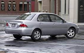 silver mitsubishi lancer 2006 mitsubishi lancer information and photos zombiedrive
