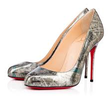 christian louboutin fifi specchio plan de paris 100 multicolor