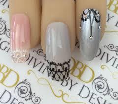 lace nail art design inc