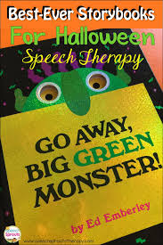 speech sprouts go away big green monster best ever books for