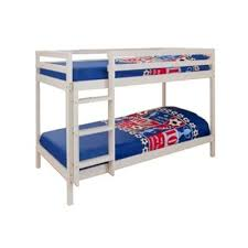 Tesco Bunk Bed Buy Comfy Living 2ft6 Small Single Children S Eco Wooden Bunk Bed