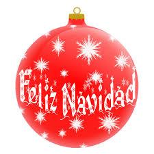 feliz navidad holidaychristmasornamentslanguagesred spain