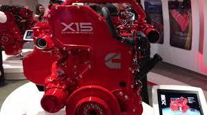 2017 cummins x15 efficiency engine youtube